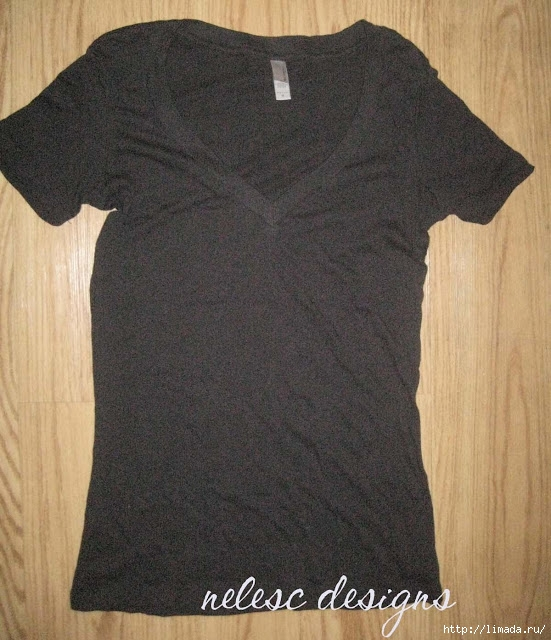 black t shirt (551x640, 257Kb)