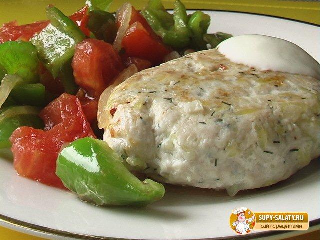 Салаты из овощей рецепты диетические