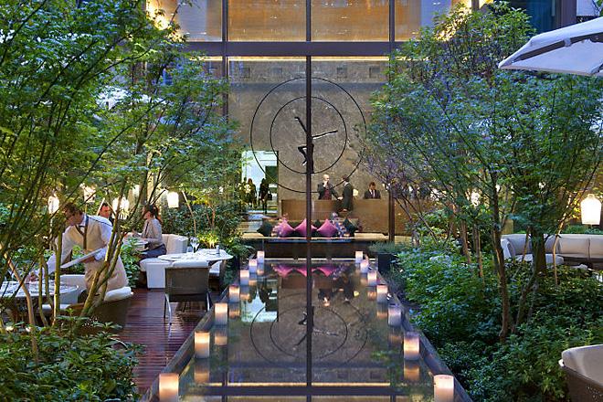 парижский отель Mandarin Oriental 3 (660x440, 521Kb)