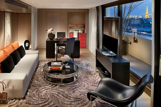 парижский отель Mandarin Oriental 5 (660x440, 300Kb)