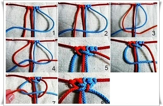 Как сделать браслет из наушников схемы