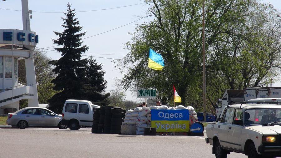 На въездах в Одессу появятся мобильные блокпосты - Цензор.НЕТ 290