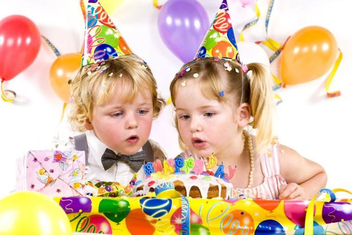 Люблю дни рождения!