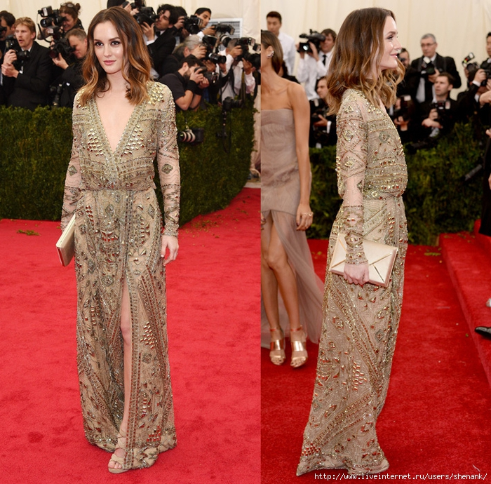 Leighton Meesters Lace Jumpsuit Lets Discuss  Glamour