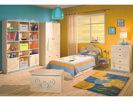 Мебель и гарнитуры для детей от польской фабрики Meblik (3) (541x410, 124Kb)
