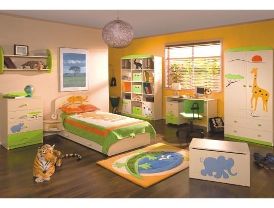 Мебель и гарнитуры для детей от польской фабрики Meblik (9) (541x410, 125Kb)