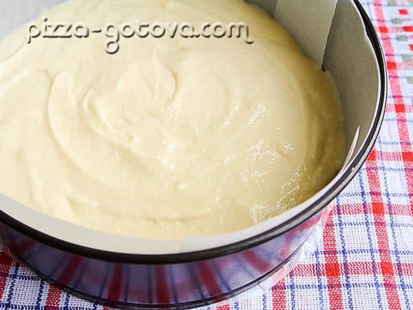 Пирог на быструю руку с вареньем рецепт с