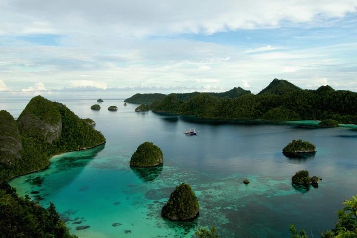 архипелаг Раджа-Ампат фото 3 (700x466, 218Kb)
