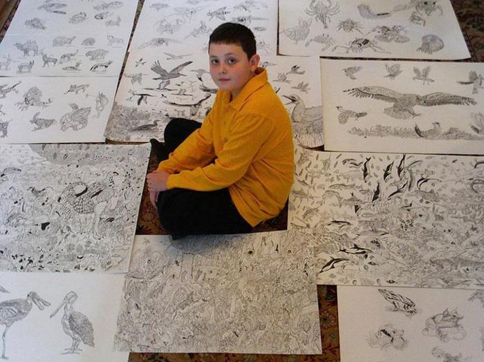 маленький художник 1 (700x524, 372Kb)