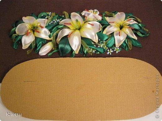 Газетные плетенки с вышивкой лентами. Мастер-класс (22) (520x390, 144Kb)