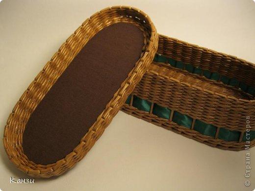 Газетные плетенки с вышивкой лентами. Мастер-класс (33) (520x390, 132Kb)