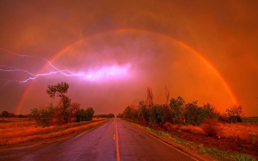 Экстремальные погодные условия