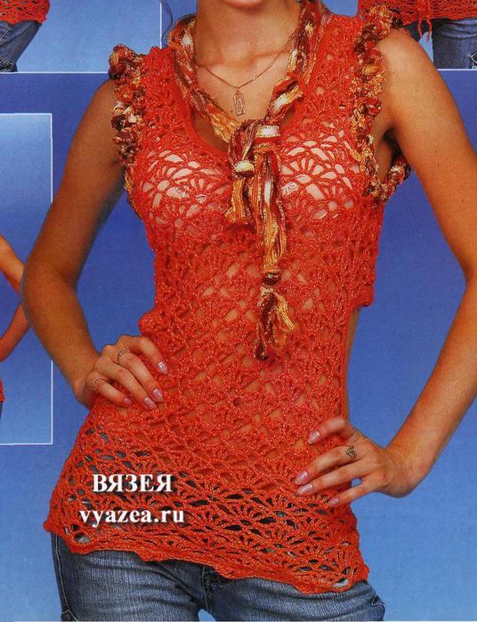 туника красная1 (536x700, 81Kb)