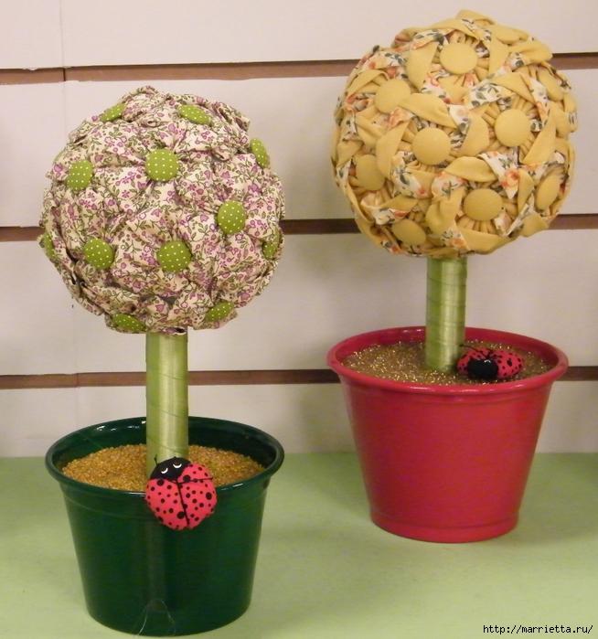 цветочки йо-йо для шторки (7) (654x700, 330Kb)
