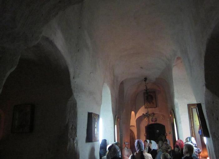 Пещеры Белогорья Костомарово4 (700x509, 194Kb)