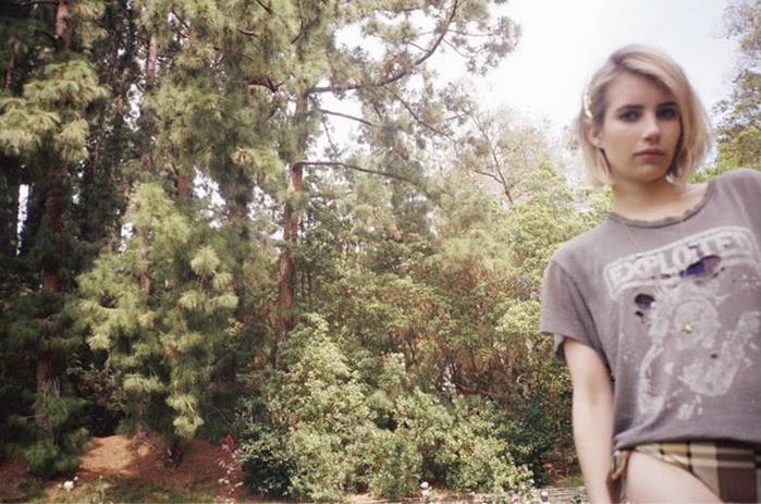 Фотосессия: Эмма Робертс (Emma Roberts)