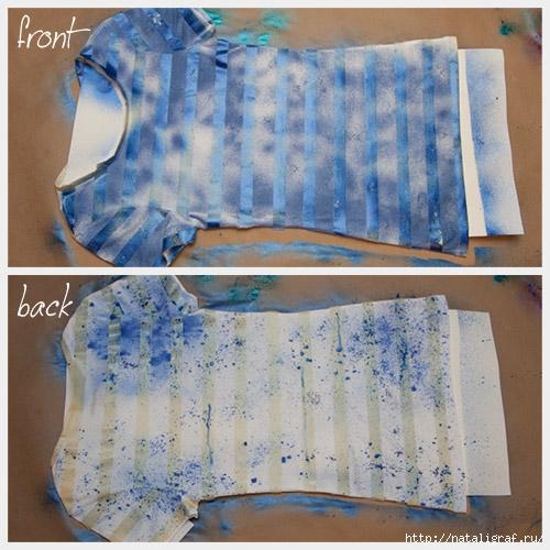 Выкройка платья по футболке 36