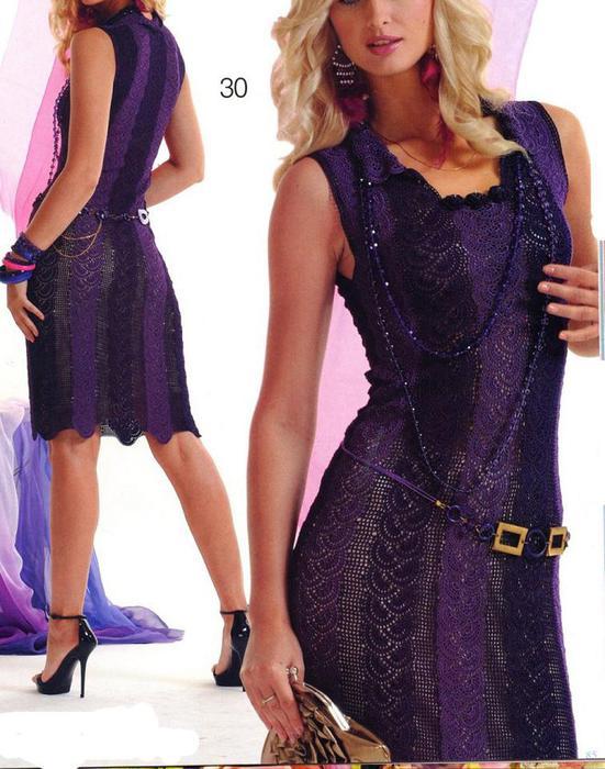 фиолет.платье1 (551x700, 66Kb)