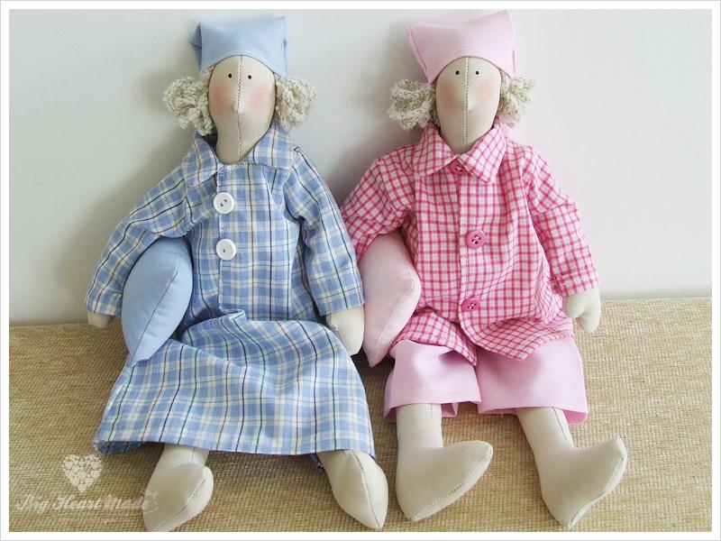Сшитые куклы тильда своими руками