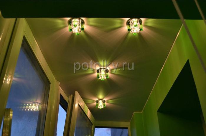 Современные и красивые натяжные потолки. обсуждение на livei.
