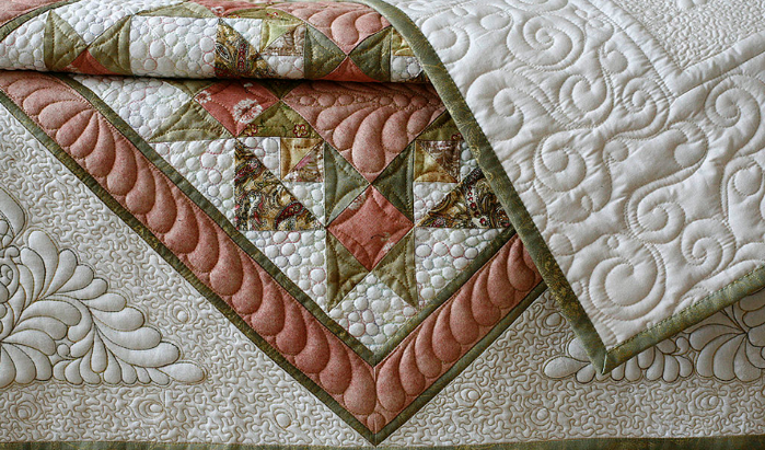 Окантовка лоскутного панно и одеяла. Фото мастер-класс (10) (700x411, 665Kb)