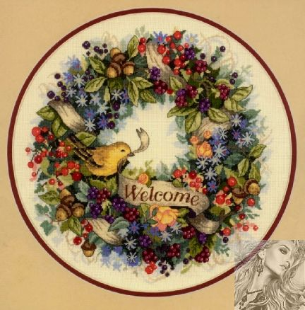 4880208_Berry_Wreath_Welcome (432x438, 55Kb)