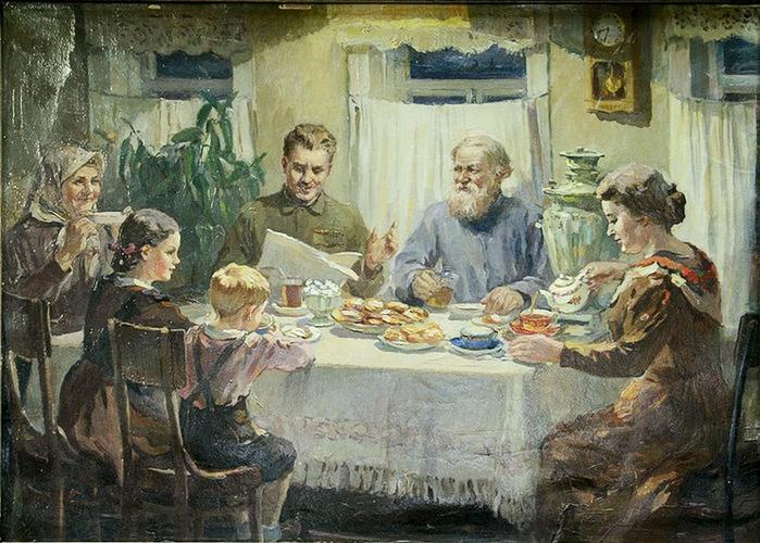 Семья укрепляется традициями Род и семья