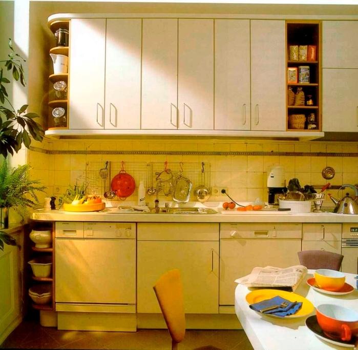 Как своими руками сделать интерьер кухни своими руками фото 32
