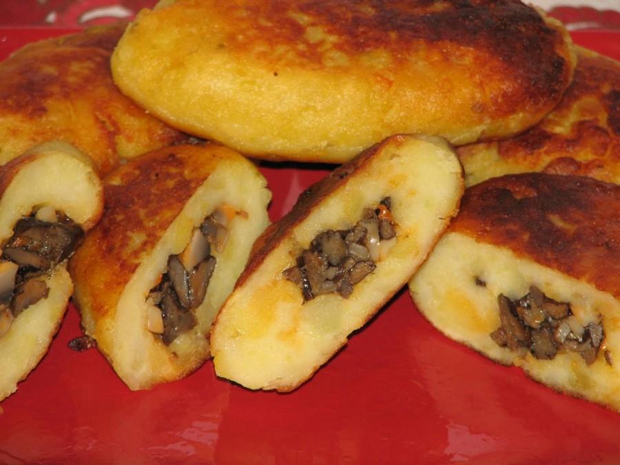 Пошаговые рецепты картопляников