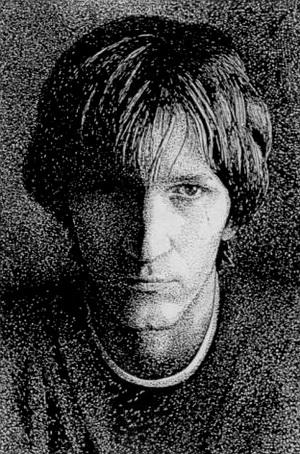 0- кудрявцев художник автопортрет (300x454, 87Kb)