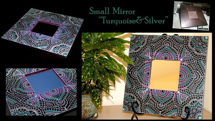 My Craft_Small mirror_turq (700x393, 121Kb)