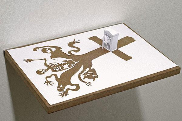 скульптуры из бумаги Питера Каллесена 3 (600x400, 137Kb)