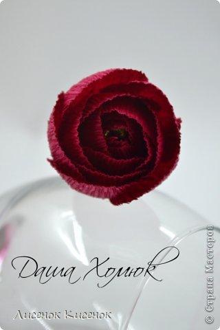 Свит-дизайн. Розы из гофрированной бумаги (6) (320x480, 68Kb)