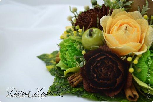Свит-дизайн. Розы из гофрированной бумаги (24) (520x347, 141Kb)