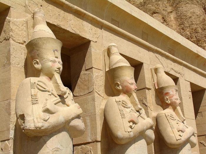Храм царицы Хатшесуп египет фото 5 (700x525, 323Kb)