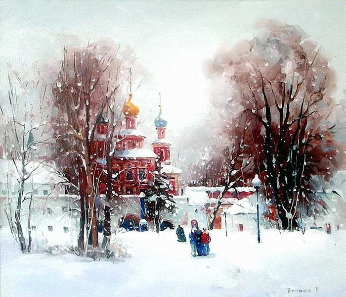 5107871_Bilyaev_Roman__voskresnii_denMoskvaNovodevichii_monastir (700x600, 378Kb)