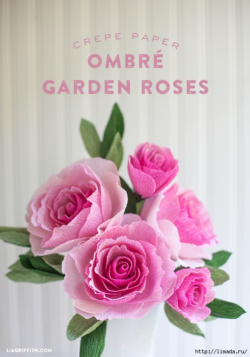 Crepe_Paper_Ombre_Garden_Roses (491x700, 228Kb)