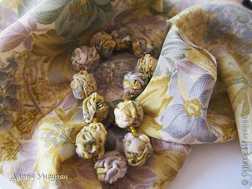 Текстильные бусы и браслеты. Мастер-класс (12) (520x390, 214Kb)