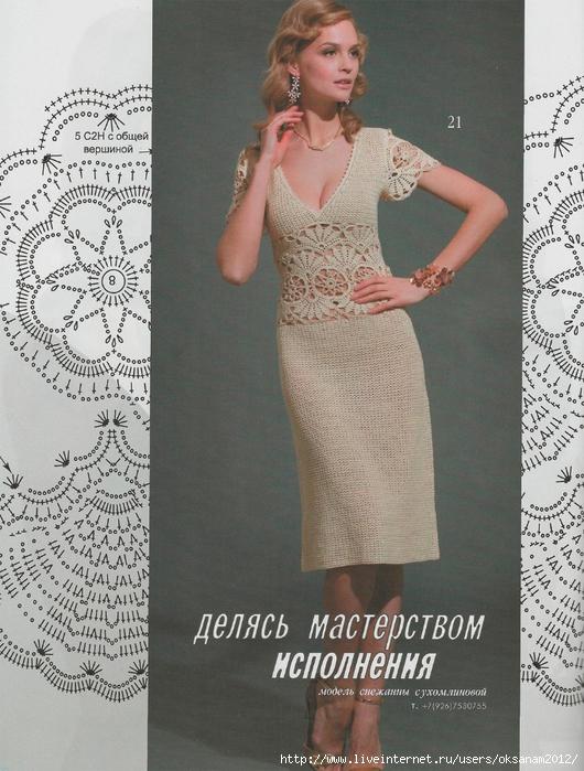 Журнал мод платья онлайн