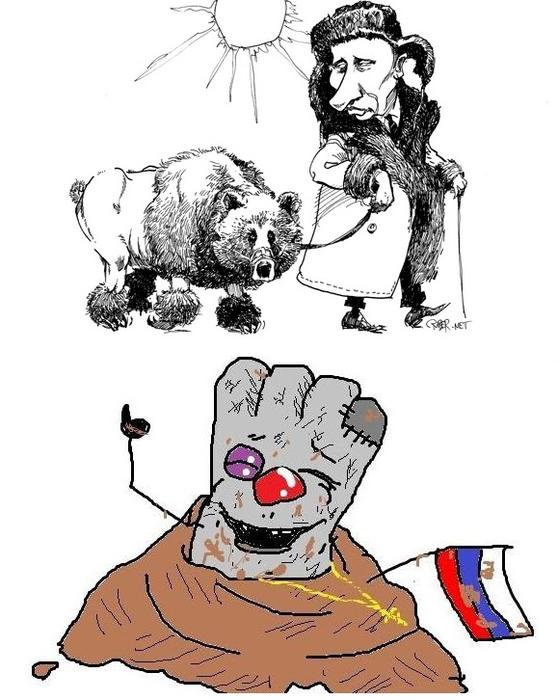 Путин продолжает убеждать россиян, что санкции пойдут РФ на пользу - Цензор.НЕТ 7998