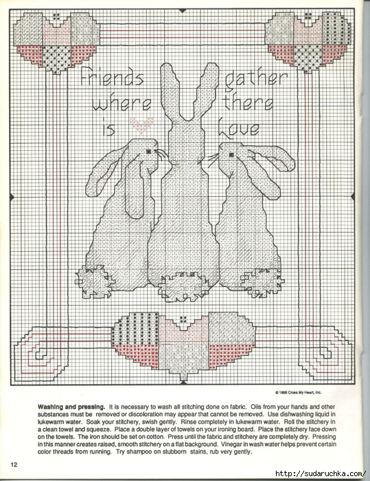 CSB-37 Some Bunnies In The Kitchen (13) (539x700, 391Kb)