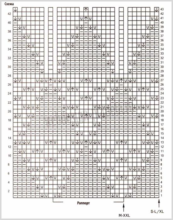 belyj-top-spicami-s-azhurnym-uzorom-shema (550x700, 435Kb)