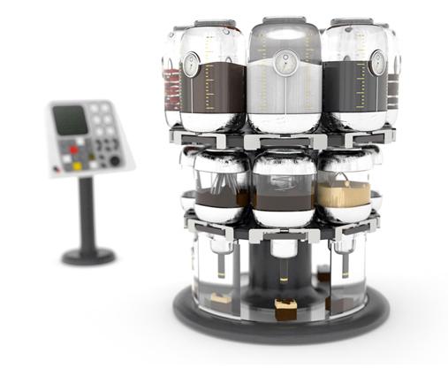 3D принтер для распечатки еды 4 (507x417, 124Kb)