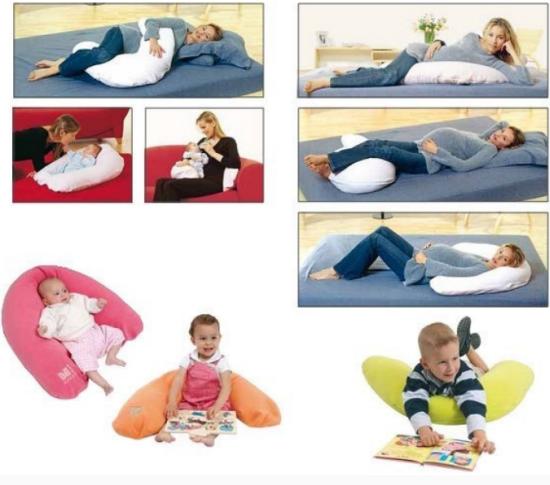 Подушка для беременных – чудо инженерной мысли!