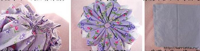 Японская сумочка ОРИГАМИ. Фото мк (8) (700x181, 105Kb)