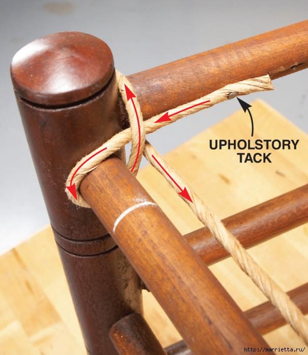 Реставрация стульев с плетеным сиденьем (4) (606x700, 272Kb)