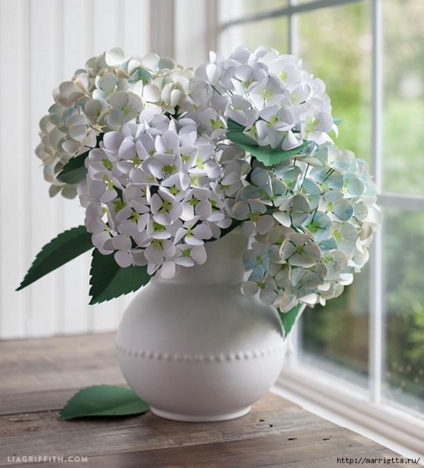 Как сделать цветы своими руками пошагово
