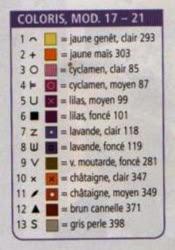 ЛАВАНДА. Схемы вышивки крестом (20) (175x250, 46Kb)
