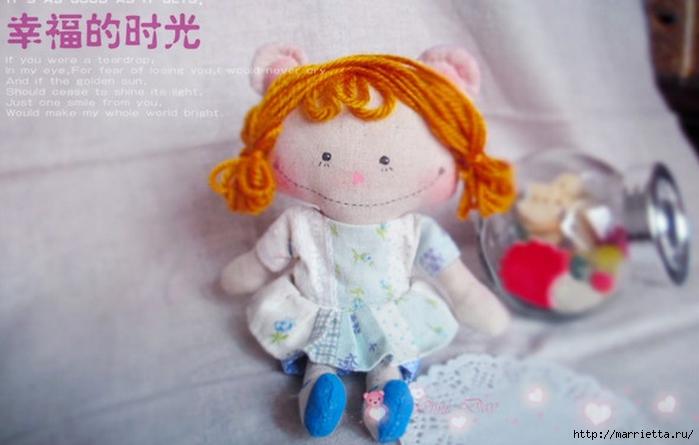 Шьем маленькую куколку. Фото мастер-класс (10) (700x445, 171Kb)