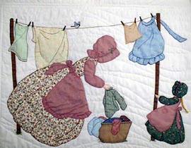 Лоскутное шитье и аппликация. Журнал Bonnet Girls (21) (270x210, 91Kb)